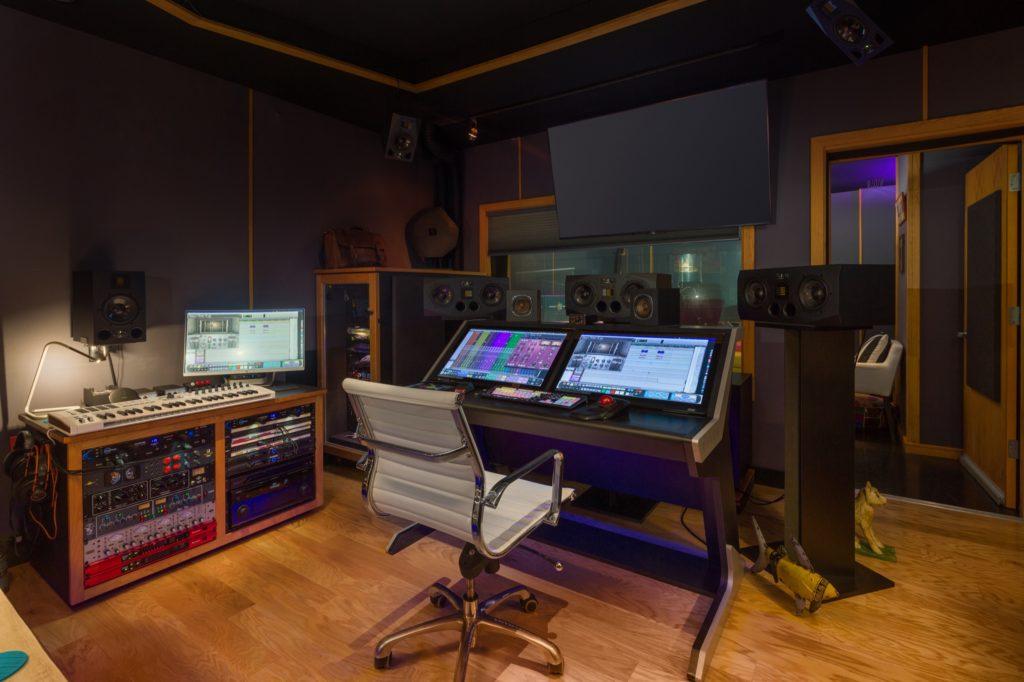 Dave Henszey Studio Console